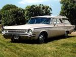 Dodge 440 Station Wagon 1964 года