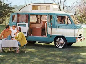 1964 Dodge A-100 Custom Sportsman