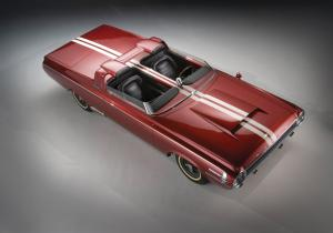 1964 Dodge Charger Roadster Concept