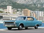 Dodge Dart GT Hardtop Coupe 1965 года