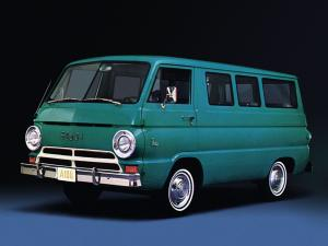 Dodge A-100 Sportsman 1966 года