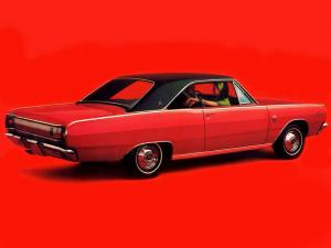 Dodge Dart Hardtop Coupe 1967 года