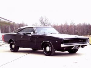 Dodge Charger R/T 1968 года