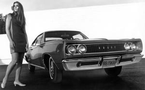 1968 Dodge Coronet 440 Hardtop Coupe
