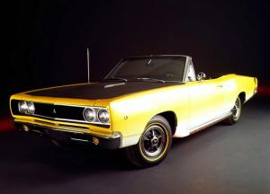1968 Dodge Coronet Super Bee Convertible