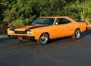 Dodge Coronet Super Bee 1968 года
