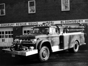 1968 Dodge Power Wagon Firetruck