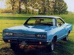 Dodge Coronet 440 Hardtop Coupe 1969 года