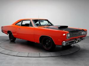 1969 Dodge Coronet Super Bee 440 Six Pack Coupe