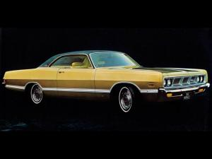 Dodge Monaco Hardtop Coupe 1969 года