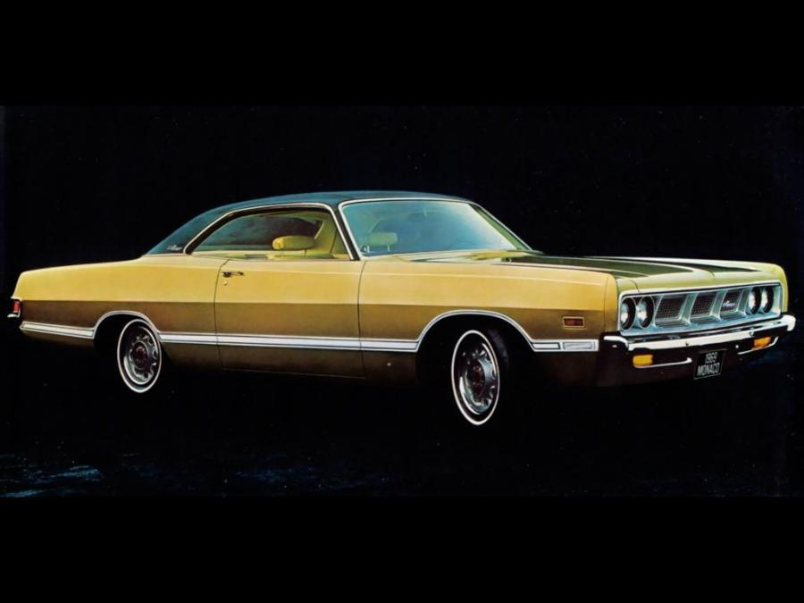 Dodge Monaco Hardtop Coupe