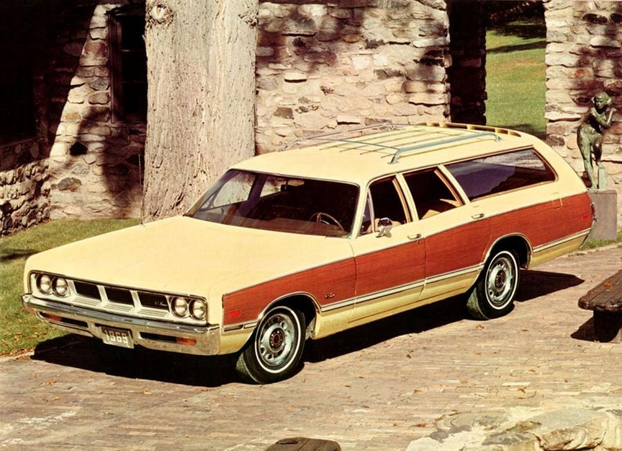 Dodge Monaco Station Wagon
