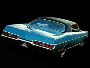 1969 Dodge Polara 2-Door Hardtop