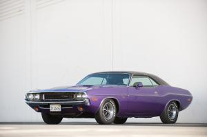 1970 Dodge Challenger R/T Hardtop Coupe