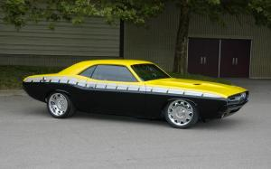 1970 Dodge Challenger by Foose Design