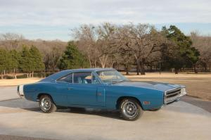 Dodge Charger R/T 440 Magnum Six Pack 1970 года