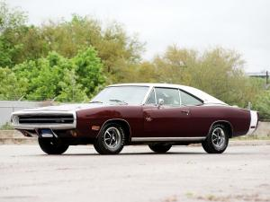 Dodge Charger R/T SE 1970 года