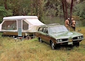 1970 Dodge Coronet Station Wagon