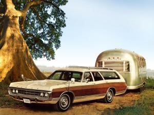 1970 Dodge Monaco Station Wagon