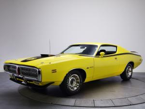1971 Dodge Charger 500 Super Bee 440 Six-Pack
