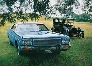 1973 Dodge Polara 4-Door Hardtop