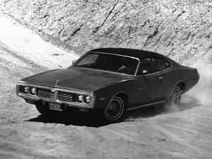 Dodge Charger SE 1974 года