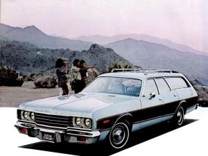 1974 Dodge Coronet Station Wagon