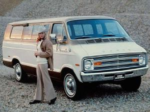 1974 Dodge Sportsman SE Wagon