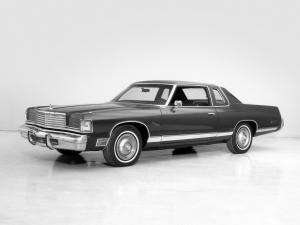 1976 Dodge Royal Monaco Brougham 2-Door Formal Hardtop