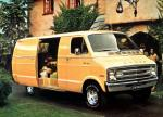 Dodge B-Series Van Tradesman 1977 года