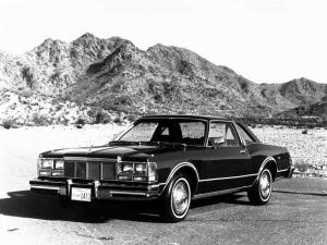 1977 Dodge Diplomat Medallion Coupe
