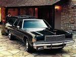 Dodge Royal Monaco Brougham 4-Door Wagon 1977 года