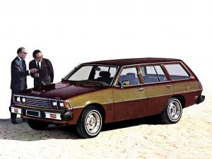 1978 Dodge Colt Wagon