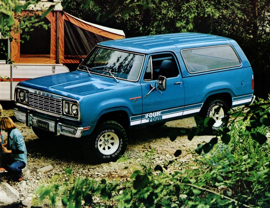 Dodge Ramcharger Four by Four