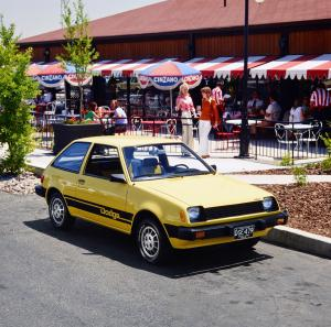1979 Dodge Colt Custom Hatchback