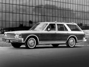 1979 Dodge Diplomat Salon Station Wagon