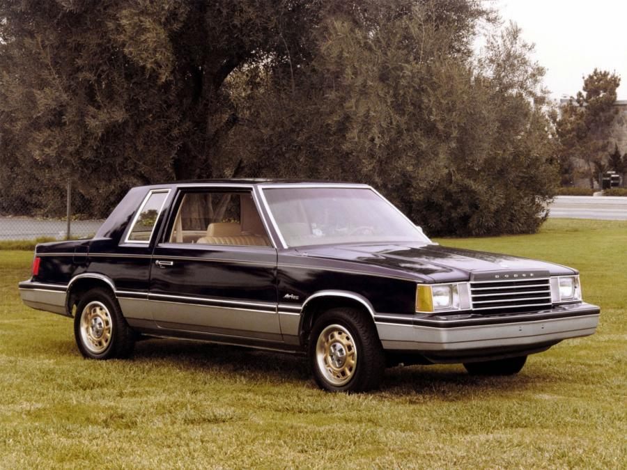 1980 Dodge Aries Coupe