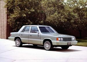 1981 Dodge Aries 4-Door