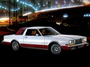 1981 Dodge LeBaron Sport Coupe