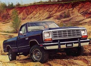 1981 Dodge Ram Power W150
