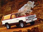 Dodge Ramcharger 1981 года