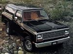 Dodge Ramcharger 1982 года