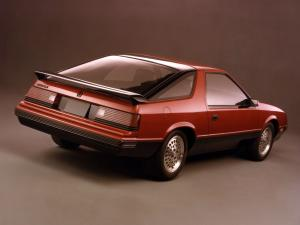 1984 Dodge Daytona Turbo