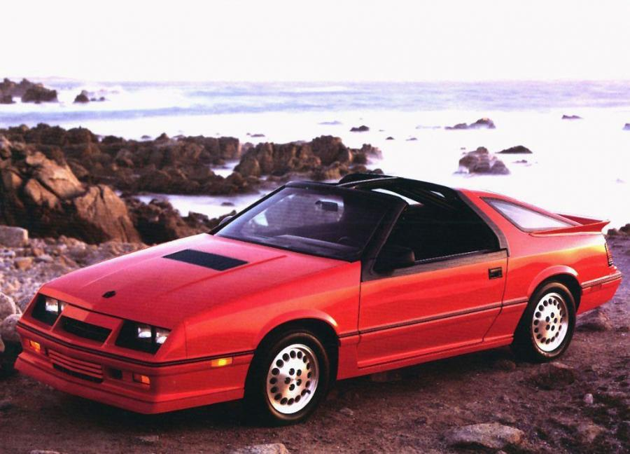 1986 Dodge Daytona Turbo Z T-Top