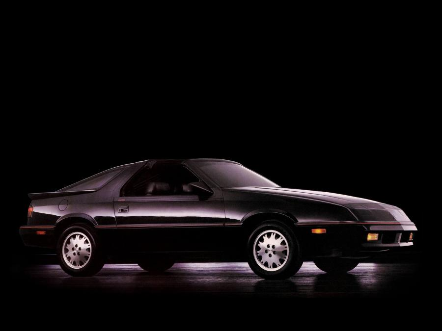 1987 Dodge Daytona Pacifica T-Top