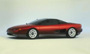 1989 Dodge Intrepid Concept