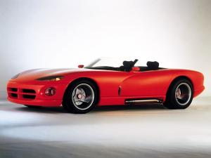 Dodge Viper Pacifica Prototype 1989 года