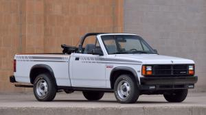 1990 Dodge Dakota LS Sport Convertible
