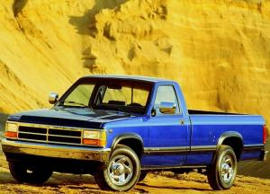 1991 Dodge Dakota Regular Cab