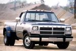 Dodge Ram D350 Regular Cab 1991 года